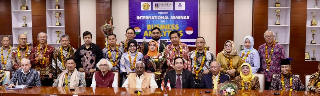 International Seminar on  Business Analytics