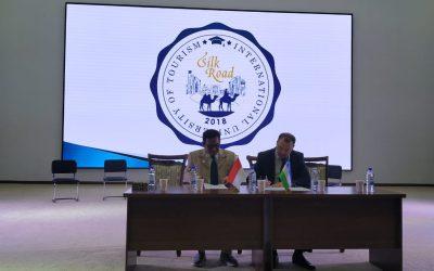 Pendatangan MoU Universitas Borobudur Dengan 3 Universitas di Uzbekistan