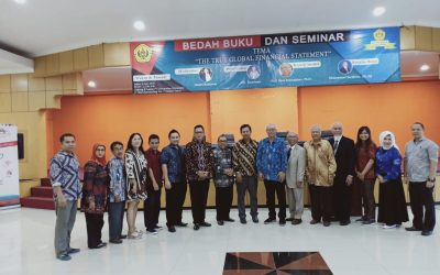"Bedah Buku dan Seminar ""The True Global Financial Statement"""