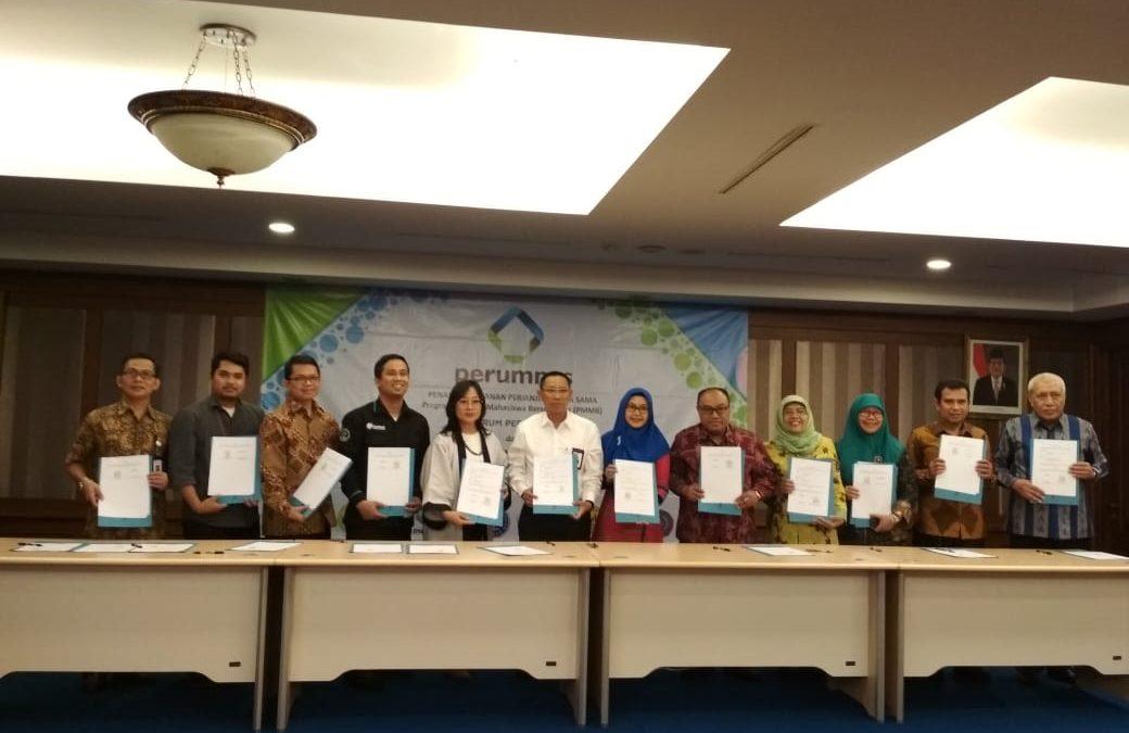 Perjanjian Kerjasama Mahasiswa Magang Bersertifikat Batch II