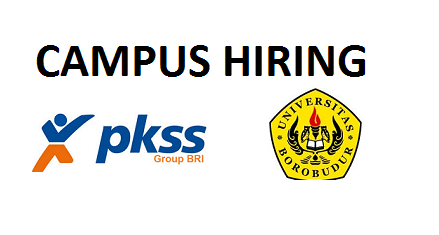 "Campus Hiring ""PKSS [HR Solution Provider] & Member of BRI Group"""