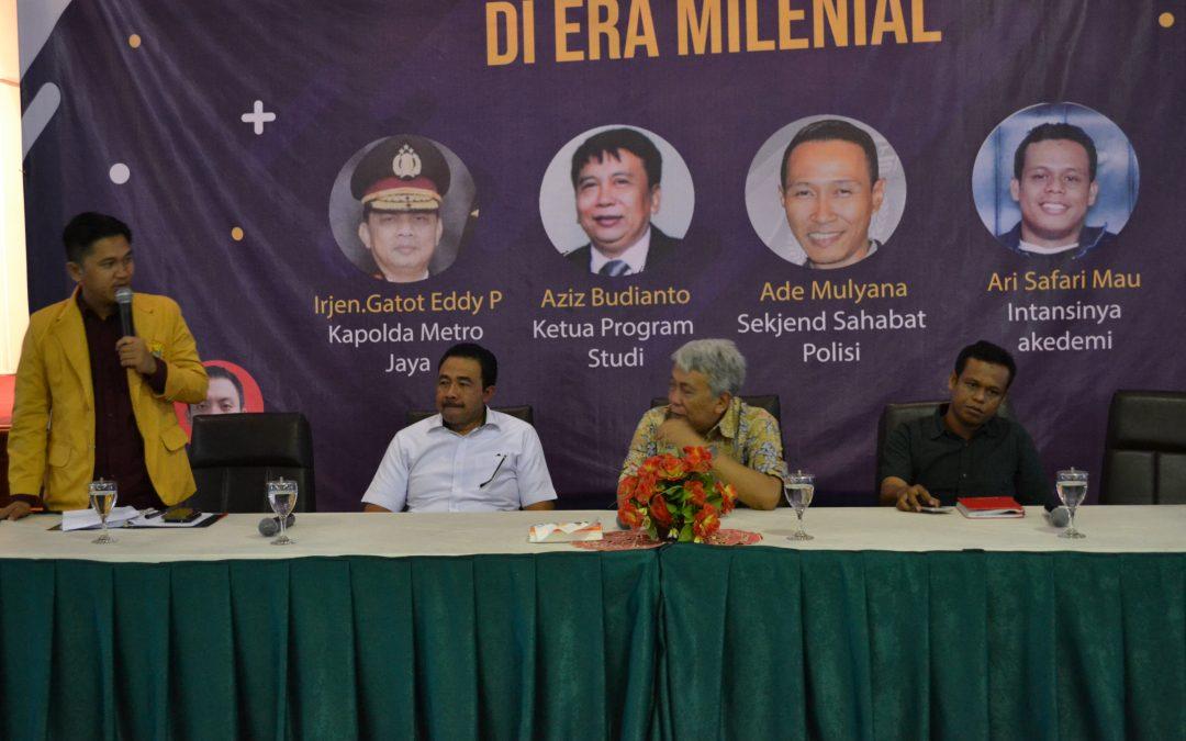 Kombes Pol Umar Effendy : Hoaks Dapat Membahayakan Ideologi Bangsa